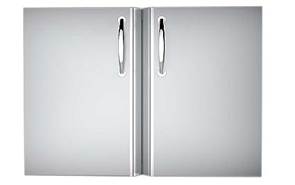 Amazon.com: Sunstone Grills Premium doble puerta de acceso ...