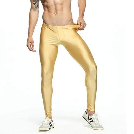 LDDOTR Mallas de Entrenamiento Hombre, Leggings Pantalones con ...