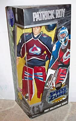 "1997 NHL Pro Zone Collector's Series 12"" Patrick Roy Figure"