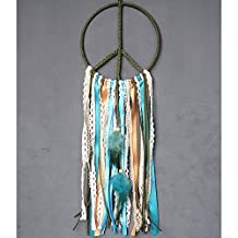 "Dremisland Dream Catcher Home Decor Boho Style Car hanging Wall hanging Decoration~5.99"" Dia"