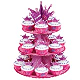 Wilton 1510-1008 Princess Cupcake Stand Kit