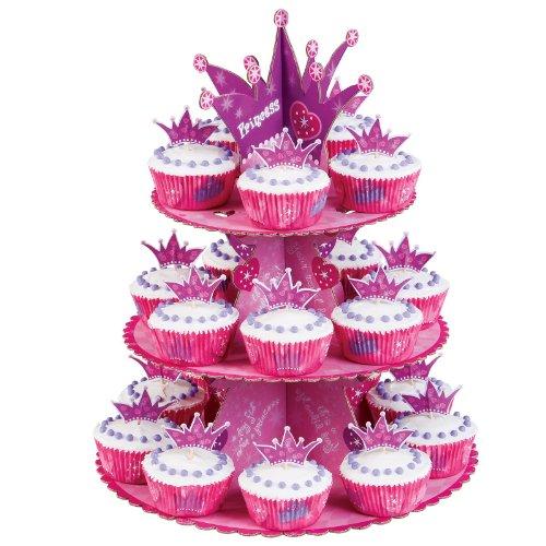 Wilton 1510-1008 Princess Cupcake Stand Kit (Princess Pans compare prices)