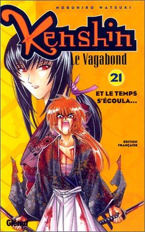 Download Kenshin le vagabond, tome 21 : Et le temps s'écoula… PDF