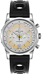 Breitling Transocean Chronograph Limited Edition Men's Watch AB015412/G784-200S