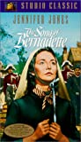 Song of Bernadette, the