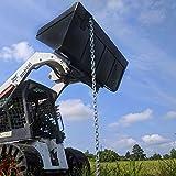 Titan Easy Lift Bucket Attachment | Universal Fit