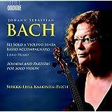 Bach: Sonatas | Partitas [Sirkka-Liisa Kaakinen-Pilch] [Ondine: ODE 1241-2D]