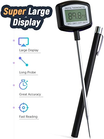 Digital Cooking Thermometer Quick