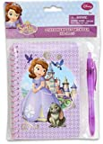 60 Sheet Disney Sofia the First Journal w/Pen 48 pcs sku# 1859041MA