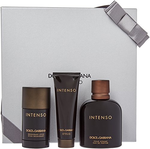 Dolce & Gabbana Intenso Fragrance Set, 3 Count ()