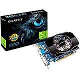 Gigabyte GeForce GT 730 - Tarjeta gráfica (2 GB GDDR3, 700 MHz, HDMI, DVI-I, PCIe 2.0)
