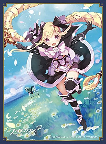 Fire Emblem 0 Cipher Princess Elise Card Game Character Mat Sleeves Collection No.FE16 Matte Anime Girl Fates Rod Knight 16 by Movic