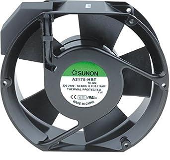 Ventilador Sunon 230 VAC 171 x 151 x 51 mm axial a2175 HBT de TC ...