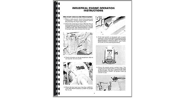 Caterpillar 3304 Engine Manual