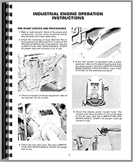 Caterpillar 3304 Engine Operators Manual: Caterpillar