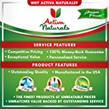 Activa Naturals Muscle Builder Supplement for Men with Natural Workout Dietary Supplements - 90 Veg. Capsules - 5150C0xlx5L - Activa Naturals Muscle Builder Supplement for Men with Natural Workout Dietary Supplements – 90 Veg. Capsules