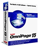ScanSoft OmniPage 15 [OLD VERSION]