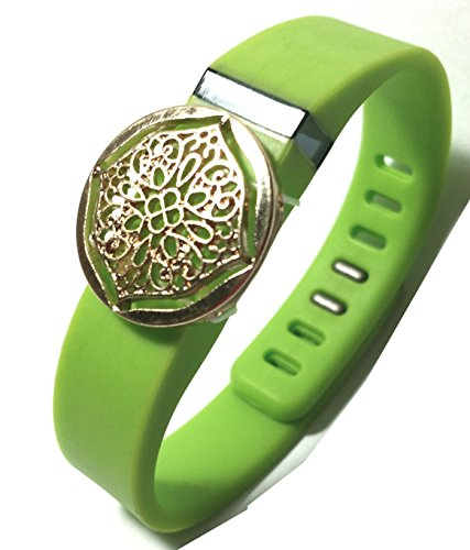 Fashion Wristband for Fitbit Flex with Clasp Wireless Activity-fitness Band Bling Accessory- Dress Outfit. (Fitbit Flex Vs Charger)