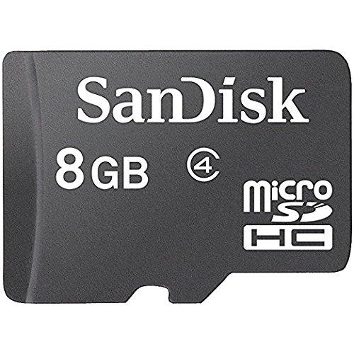 SanDisk® microSDHC™ 8GB Memory Card
