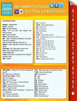 Emoticons And Abbreviations Smileys Text Messaging Lingo Dictionary Download Free Ringtones