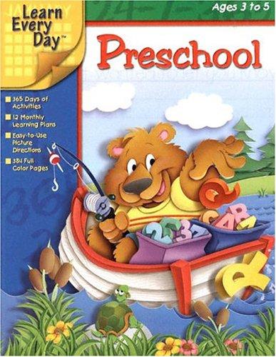 Download Preschool (Learn Every Day) pdf epub