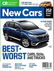 CONSUMER REPORTS NEW CARS MAGAZINE - SEPTEMBER 2020 - BEST + WORST (CARS, SUV, AND TRUCKS)