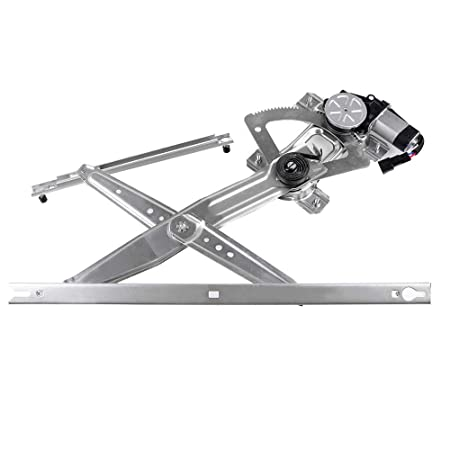 Amazon Com Power Window Lift Regulator With Motor Assembly Front