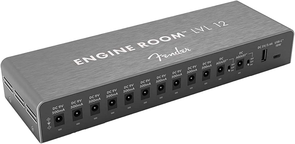 Fender Engine Room LVL12 Power Supply