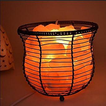 Low-profile® Himalaya Salzkristall-Lampe Schlafzimmer Lampe ...