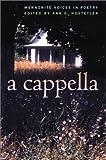 A Cappella, Ann Elizabeth Hostetler, 0877458596