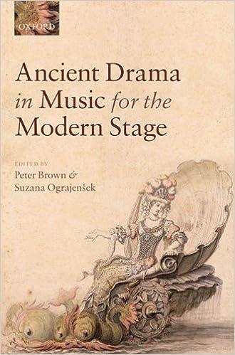 Kostenloser Download ebooks pdf für Computer Ancient Drama in Music for the Modern Stage PDF