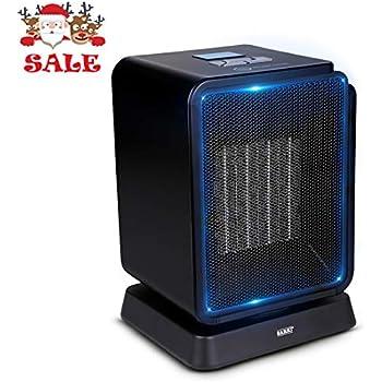 Amazon Com Sarki Ceramic Space Heater Electric Safe