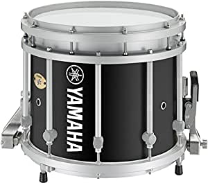 yamaha 9300 series sfz marching snare drum 13 x 11 in black forest with standard. Black Bedroom Furniture Sets. Home Design Ideas
