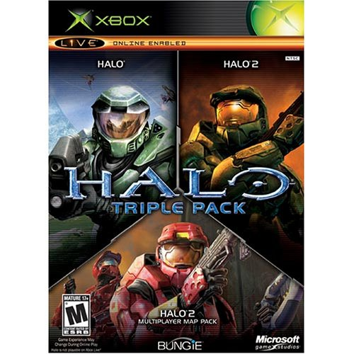 Halo Triple Pack - Xbox