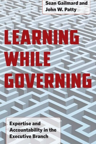 Learning While Governing