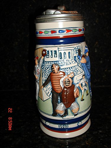 Avon 1900-1980 Baseball Stein 92005