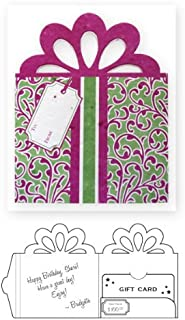 product image for Grow A Note® Gift Card Holder Fuscia/Green