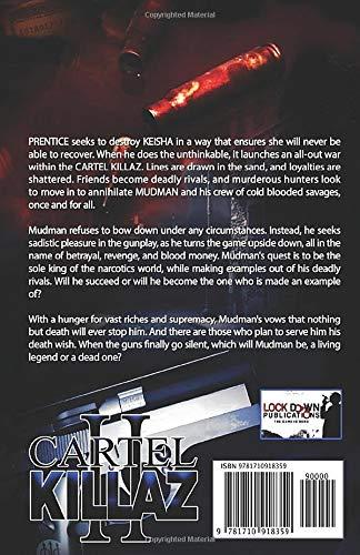 Amazon.com: Cartel Killaz 2: Fill up the Morgue ...