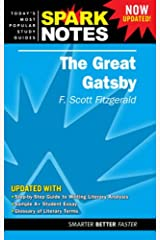 "The ""Great Gatsby"" (SparkNotes Literature Guide) Paperback"