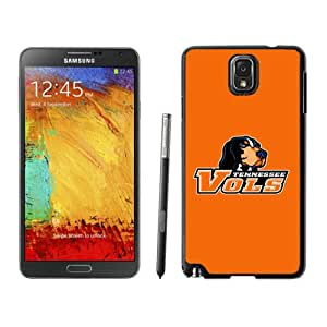 Southeastern Conference SEC Football Tennessee Volunteers 05 Black Durable Hard Shell Samsung Galaxy Note 3 Phone Case