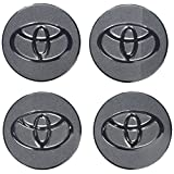 4pcs C023 56.5mm Car Styling Accessories Emblem Badge Sticker Wheel Hub Caps Centre Cover TOYOTA COROLLA RAV4 Camry PRIUS REIZ VIOS YARIS EZ