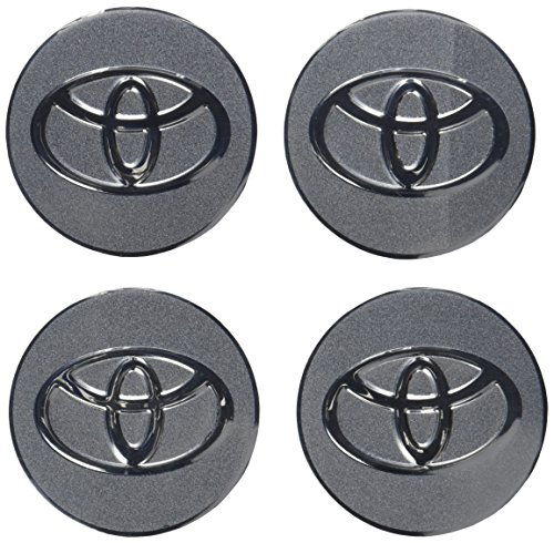 4pcs C023 56.5mm Car Styling Accessories Emblem Badge Sticker Wheel Hub Caps Centre Cover TOYOTA COROLLA RAV4 Camry PRIUS REIZ VIOS YARIS EZ (Exterior Styling Accessories Parts)