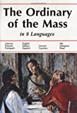 The Ordinary of the Mass in Eight Languages, Liturgical Press, 0814621252