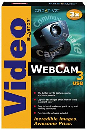 blaster 7 Video webcam plus windows