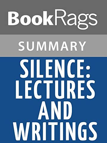 Summary & Study Guide Silence; Lectures and Writings by John Cage