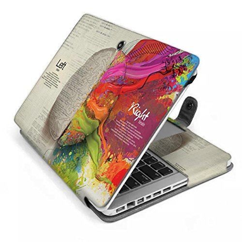 Holilife Leather Compatible MacBook Protective