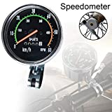 dissylove Mechanical Bicycle Speedometer - Bike