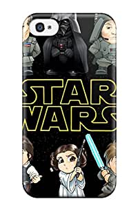 Sean Moore shop Snap-on Star Wars Case Cover Skin Compatible With Iphone 4/4s 5224959K55327739