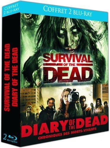 Survival Of The Dead , Diary Of The Dead [Blu-ray]