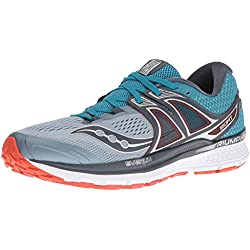 10 Best Running Shoes For Men 2018. 1. Saucony Men s Triumph ISO 3 5cb5bc43d
